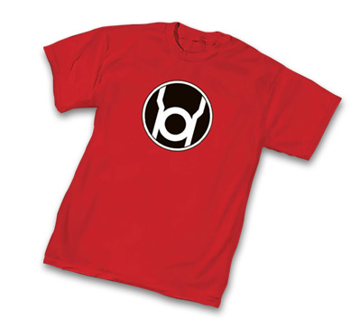 RED LANTERN SYMBOL T-Shirt