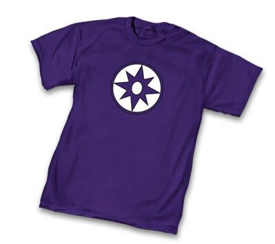 VIOLET LANTERN SYMBOL T-Shirt • L/A
