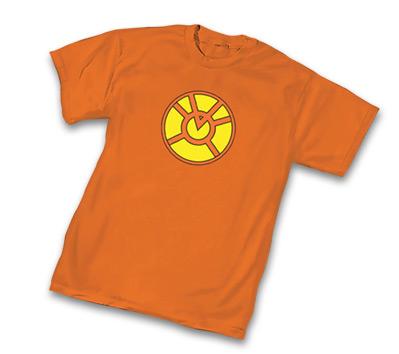 ORANGE LANTERN SYMBOL T-Shirt
