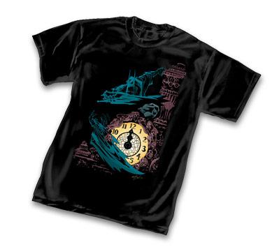 BATMAN: AFTER MIDNIGHT T-Shirt by Kelly Jones