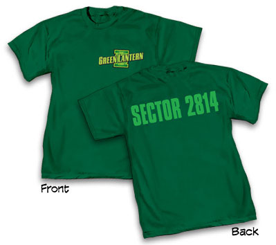 GREEN LANTERN CORPS: SECTOR 2814 T-Shirt
