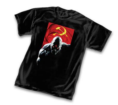 ATOMIKA T-Shirt by Alex Ross • L/A