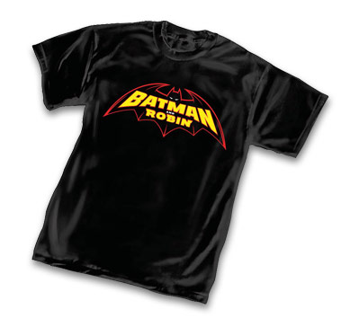 BATMAN & ROBIN LOGO T-Shirt
