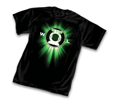 GREEN LANTERN SYMBOL: WILL T-Shirt