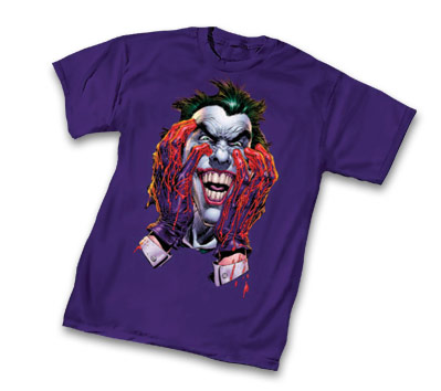 JOKER: SALVATION T-Shirt by Neal Adams