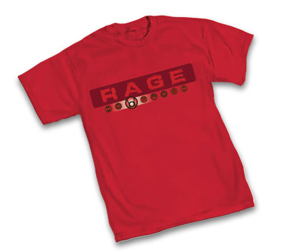 RAGE: RED LANTERN T-Shirt