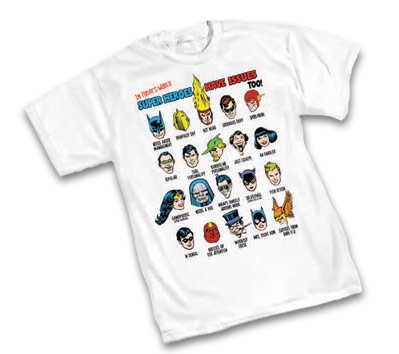 SUPER HEROES HAVE ISSUES T-Shirt