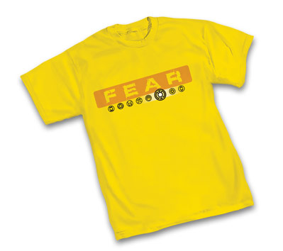 FEAR: YELLOW LANTERN T-Shirt
