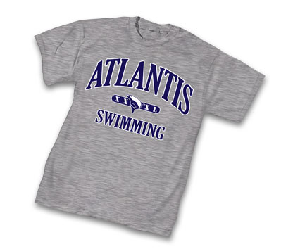 ATLANTIS: SWIMMING  T-Shirt