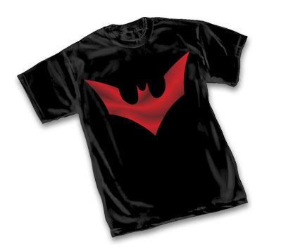BATWOMAN METALIX SYMBOL T-Shirt • L/A