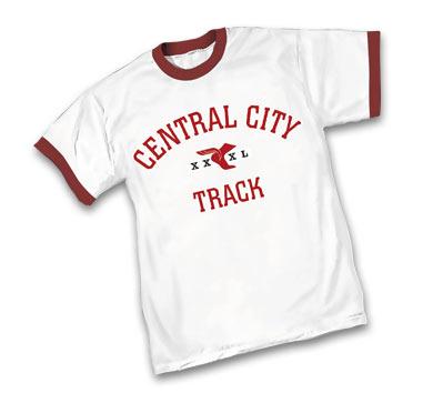 CENTRAL CITY: TRACK T-Shirt • L/A