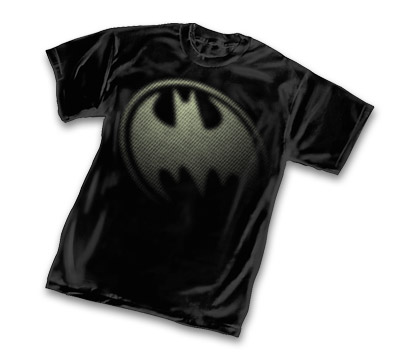 BAT-SIGNAL GLOW IN THE DARK T-Shirt • L/A