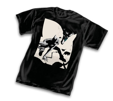 BATMAN/CATWOMAN T-Shirt • L/A