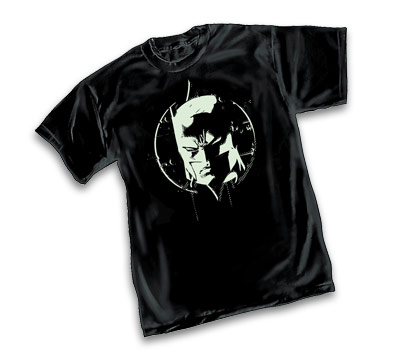 BATMAN: FACE-OFF GLOW IN THE DARK T-Shirt