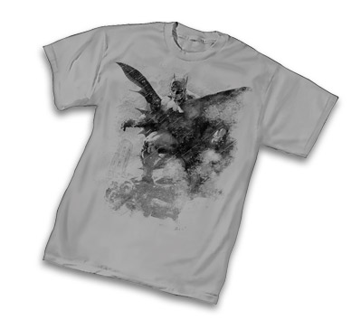 BATMAN: HUSH T-Shirt by Jim Lee