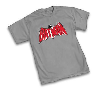 BATMAN LOGO IV T-Shirt • L/A