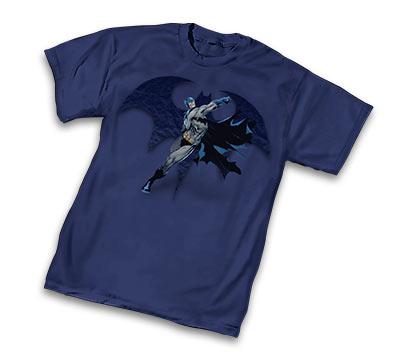 BATMAN: NIGHTTIME T-Shirt by Jim Lee