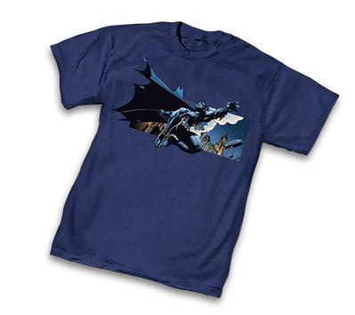 BATMAN: URBAN LEGENDS T-Shirt by Jim Lee