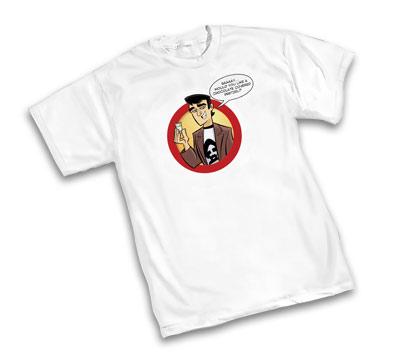 BRODIE: CHOCOLATE-COVERED PRETZEL T-Shirt