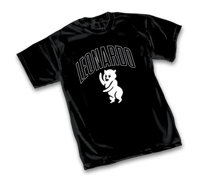 CHASING AMY: LEONARDO T-Shirt • L/A