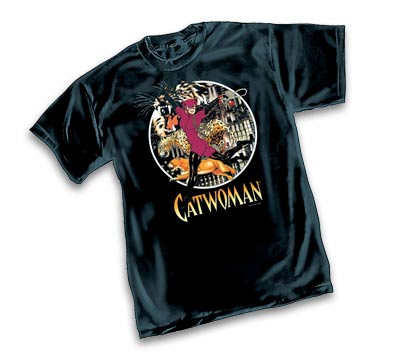 CATWOMAN I T-Shirt by Adam Hughes • L/A