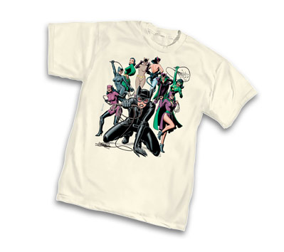 CATWOMEN T-Shirt by Brian Bolland • L/A