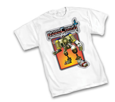 CLERKS II: ROBOCHRIST T-Shirt • L/A
