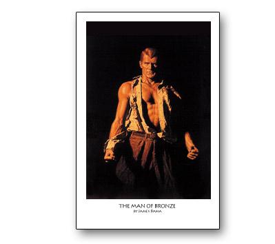 DOC SAVAGE #10: THE MAN OF BRONZE Print