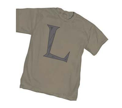 METAL MEN: LEAD METALIX SYMBOL T-Shirt • L/A