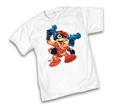 BUCKY OHARE: DEADEYE DUCK T-Shirt