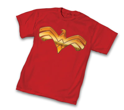 WONDER WOMAN III SYMBOL T-Shirt