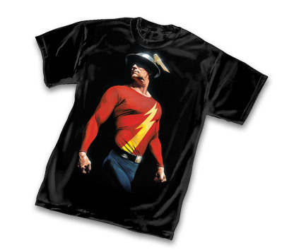 JAY GARRICK:FLASH T-Shirt by Alex Ross