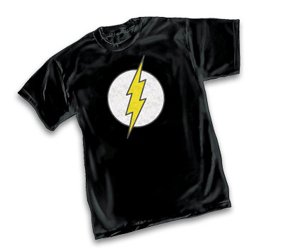 FLASH SYMBOL DISTRESSED T-Shirt