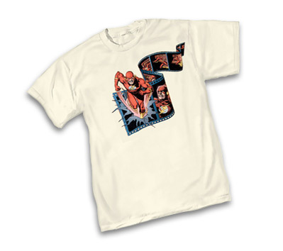FLASH: SHOWCASE T-Shirt by Brian Bolland