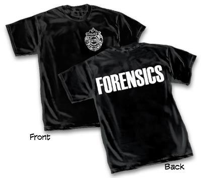 GOTHAM CITY P.D.: FORENSICS T-Shirt