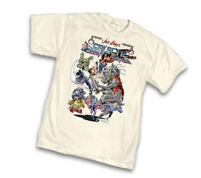 GALACTIC BOUNTY HUNTER T-Shirt by Jack Kirby • L/A