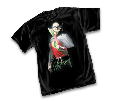 GOLDEN AGE GREEN LANTERN T-Shirt by Alex Ross • L/A