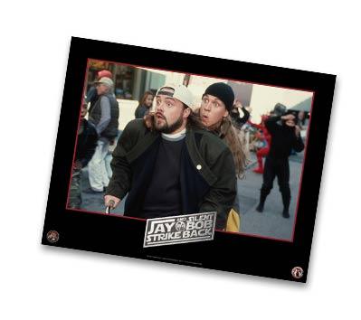 JAY & SILENT BOB STRIKES BACK: BIKERS Poster