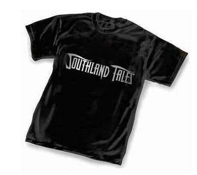 SOUTHLAND TALES LOGO T-Shirt • L/A
