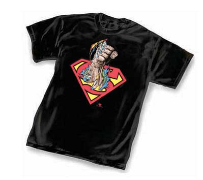 SUPERMAN/DOOMSDAY I T-Shirt • L/A