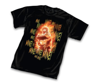 BLACKEST NIGHT: AVARICE T-Shirt