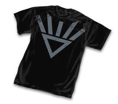 BLACK HAND SYMBOL T-Shirt • L/A