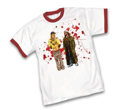 UNDEAD JAY & SILENT BOB T-Shirt by Arthur Suydam