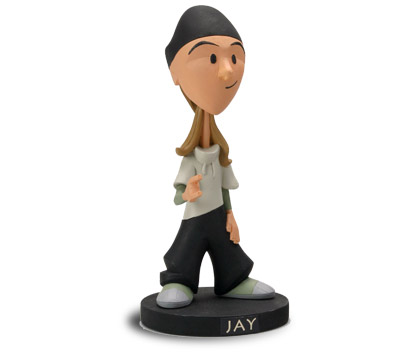 JAY: BOBBLE-HEAD Figure #2