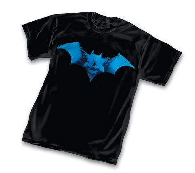 BATMAN R.I.P. SYMBOL T-Shirt by Alex Ross • L/A