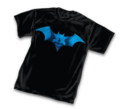 BATMAN R.I.P. SYMBOL T-Shirt by Alex Ross • L/A