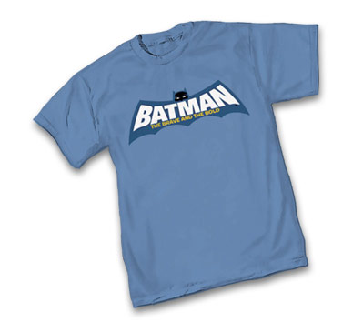 BATMAN: BRAVE & BOLD LOGO T-Shirt