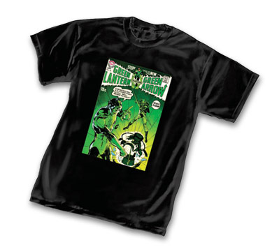 GREEN LANTERN/GREEN ARROW #76 T-Shirt by Neal Adams
