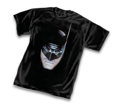 BATMAN: FACE III T-Shirt by Alex Ross • L/A