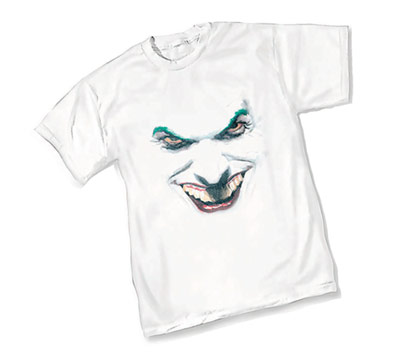 JOKER: FACE T-Shirt by Alex Ross